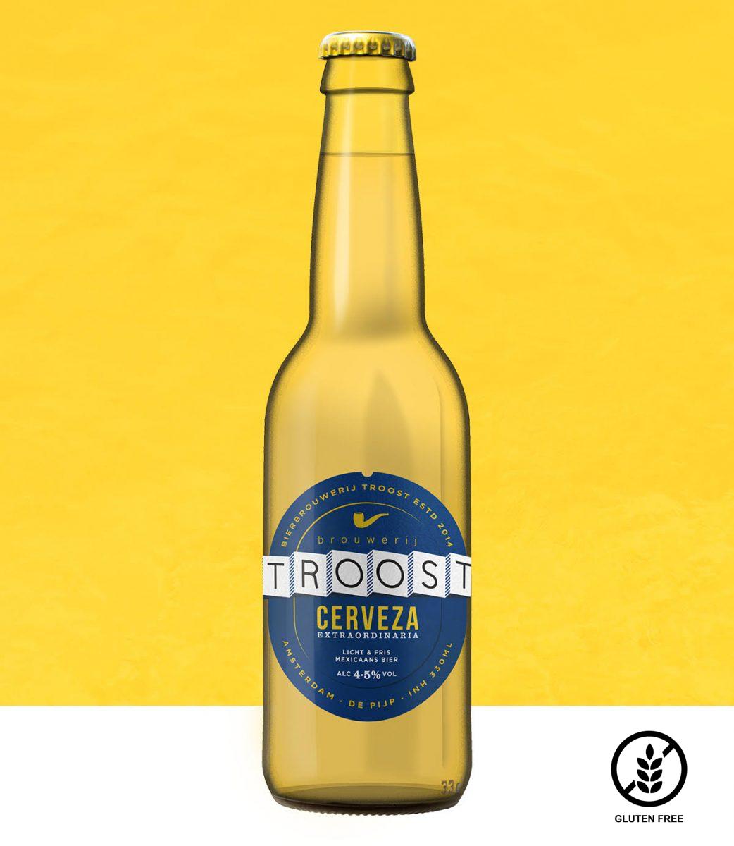 Cerveza Extraordinaria (gluten free!)