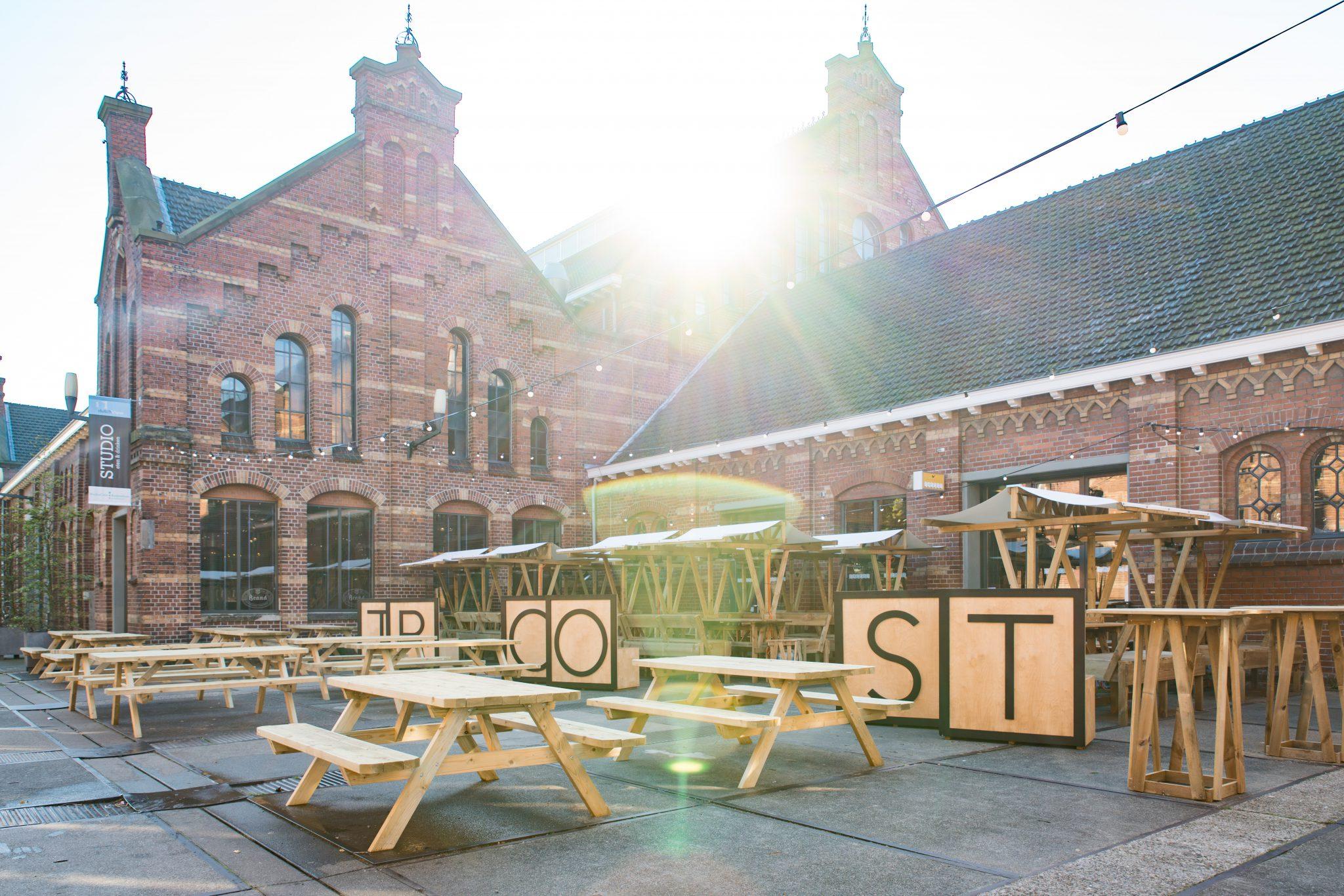 Troost at Westergasfabriek, Amsterdam