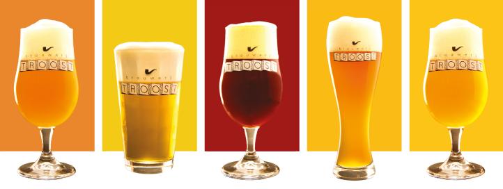 Bieren op tap >
