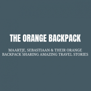 The Orange Backpack